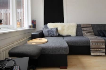 Cosy apartment in centre of Haren near Groningen!