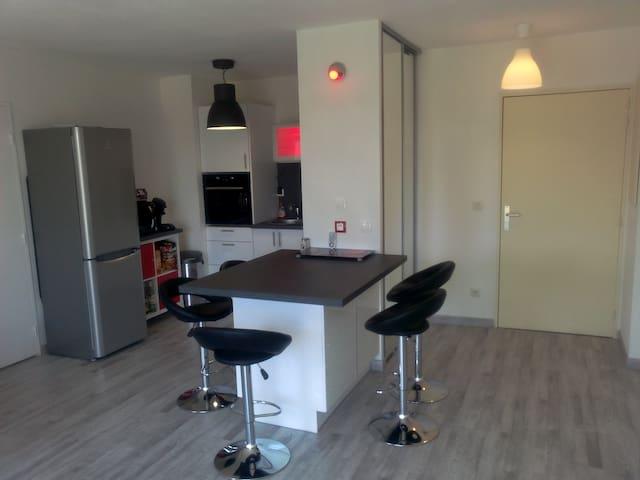 T2 55m2 centre Avignon - Avignon - Apartamento