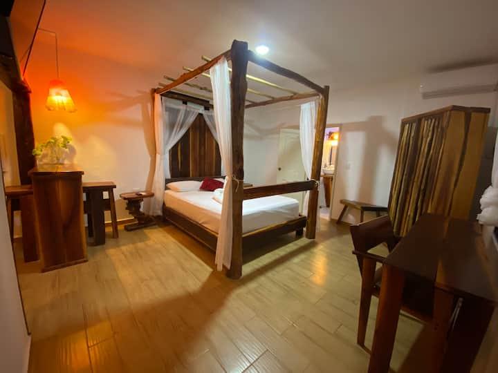 Habitacion 1 en Hotel Sueño Maya