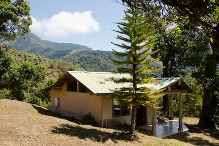 Quiet Mountain Home in Providencia - Copey - Guesthouse