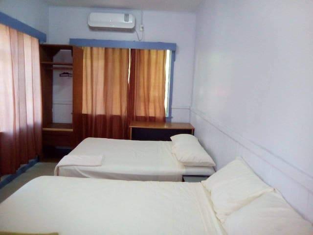 Room 1 at Misiletifatu Faith Accomodation