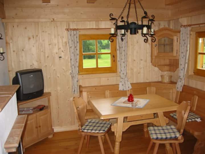 Feriendorf Lassing-Hochkar (Göstling an der Ybbs), Ferienhaus 1 (70qm) mit Küche und 2 Badezimmer