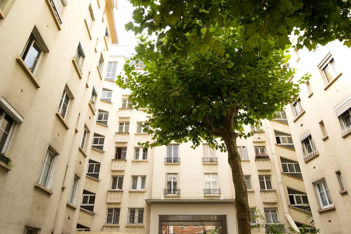 Cosy appartment in heart of paris