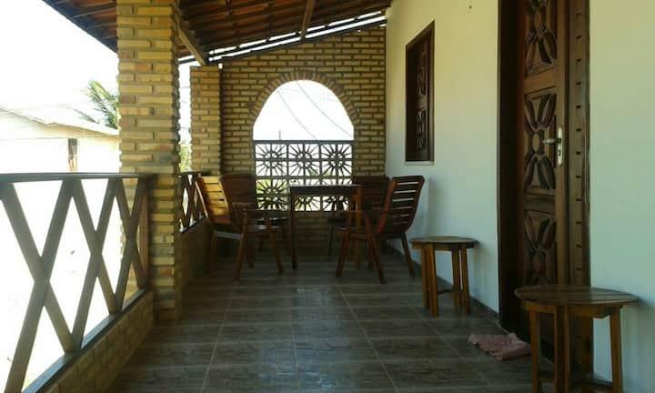 Casa da Kátia apt03- Ótima localização e comforto