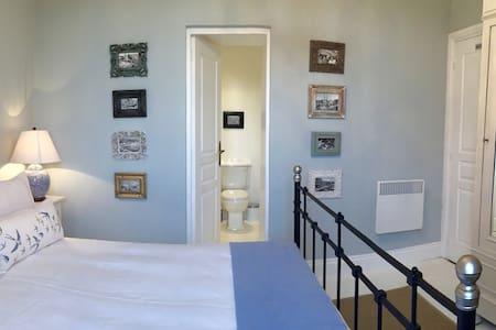 maison hirondelles bedroom 1 - Mézières-sur-Issoire