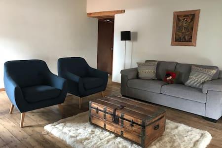 Acogedor y remodelado departamento en Urubamba