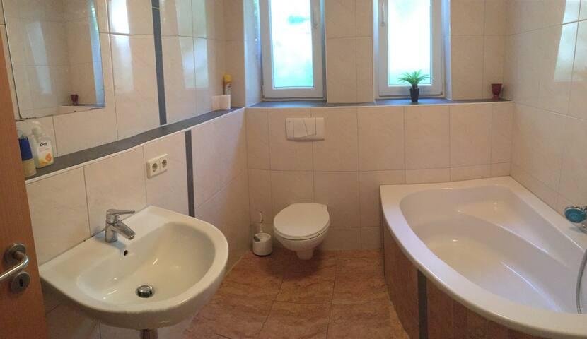 Monteur - Wohnung für 2 - 5 Personen
