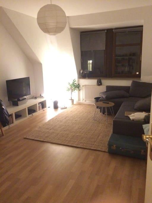60 qm gro e gem tliche wohnung wohnungen zur miete in. Black Bedroom Furniture Sets. Home Design Ideas
