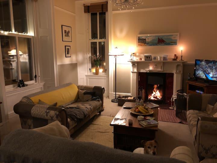 Lerwick Victorian Apartment