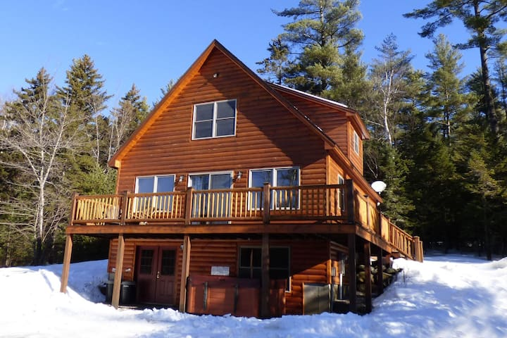 Sunday River - English Woods Chalet - Bethel - Huis