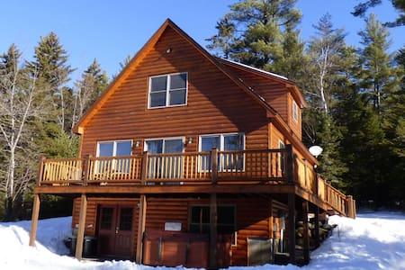 Sunday River - English Woods Chalet - 伯特利(Bethel)