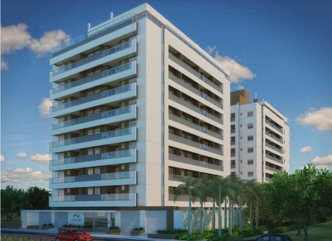 Apartamento Temporada - Praia de Palmas - Novo - Governador Celso Ramos - Apartamento