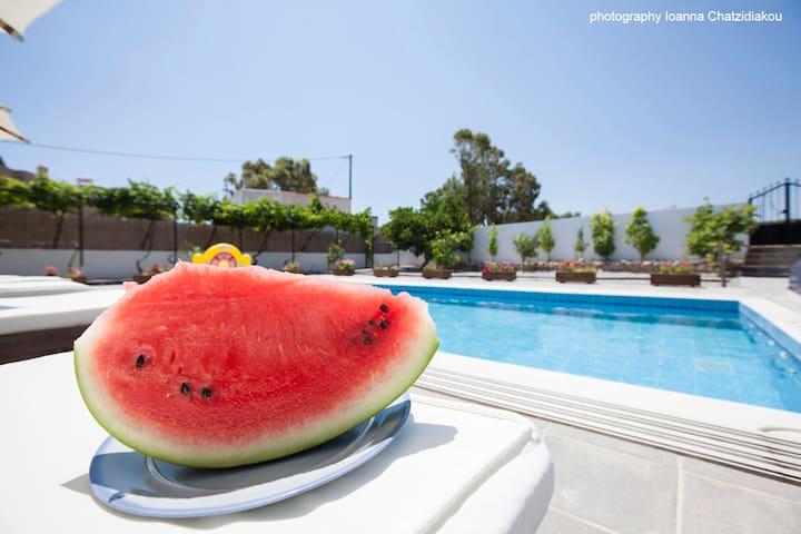 Villa Nefeli - delightful villa with private pool