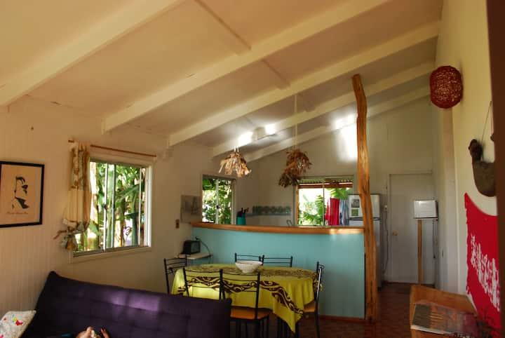 Artistique Paisible Cottage Hare Natura 4p 2 rooms