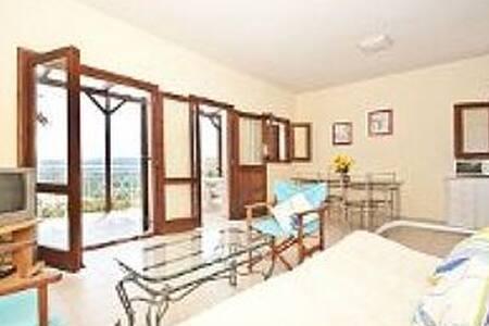 Stillos Villa for Sun sand beach Pool Relaxation - Stilos - House - 2