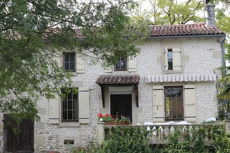 Family friendly farm house - Aulnay - Haus