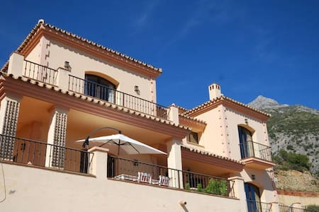 Luxury Villa Marbella/Puerto Banus - Amazing Views - Marbella
