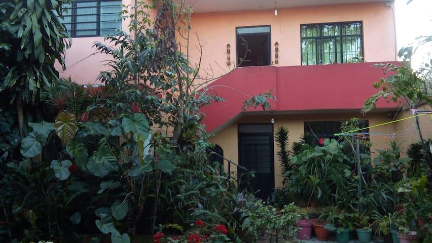 DEPARTAMENTO dentro de casa centric - Xalapa Enríquez - Apartment