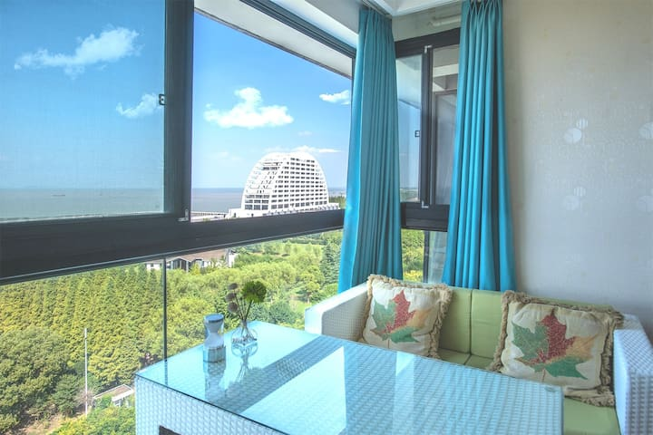 太湖全景温馨公寓