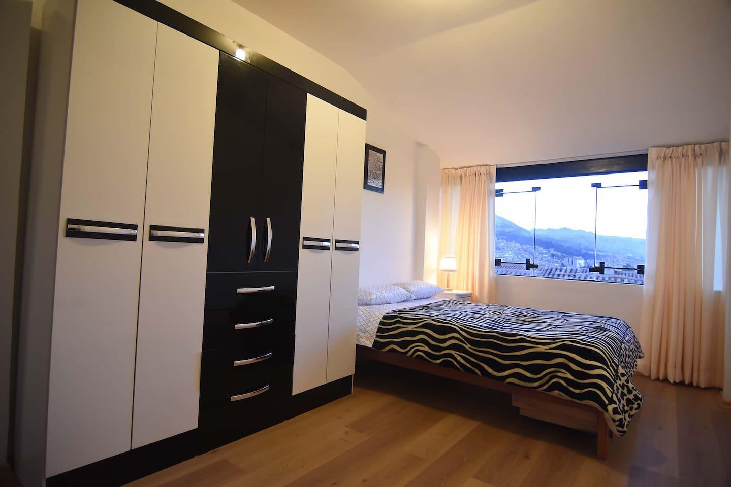La habitación principal