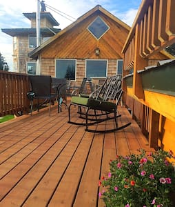 Raven House Alaska B & B And Vacation Rentals - Anchor Point