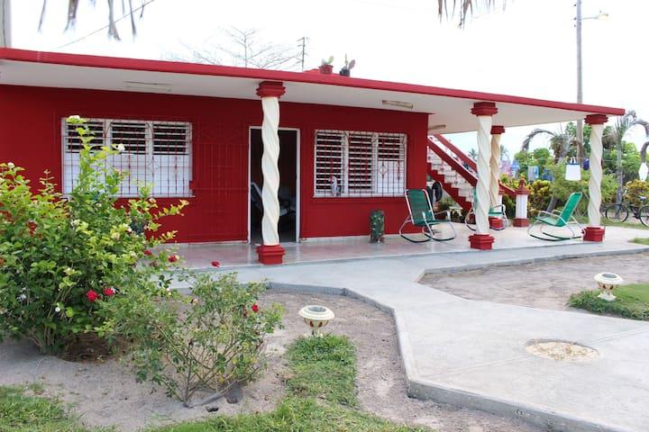 Casa Lazara y Pupi