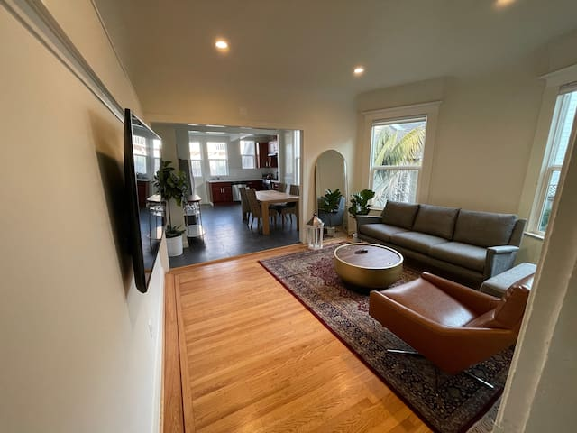 Charming remodeled apartment in Noe Valley