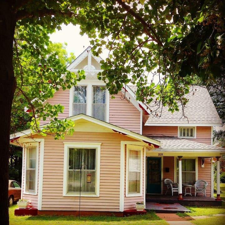 Rose Cottage's Green Room