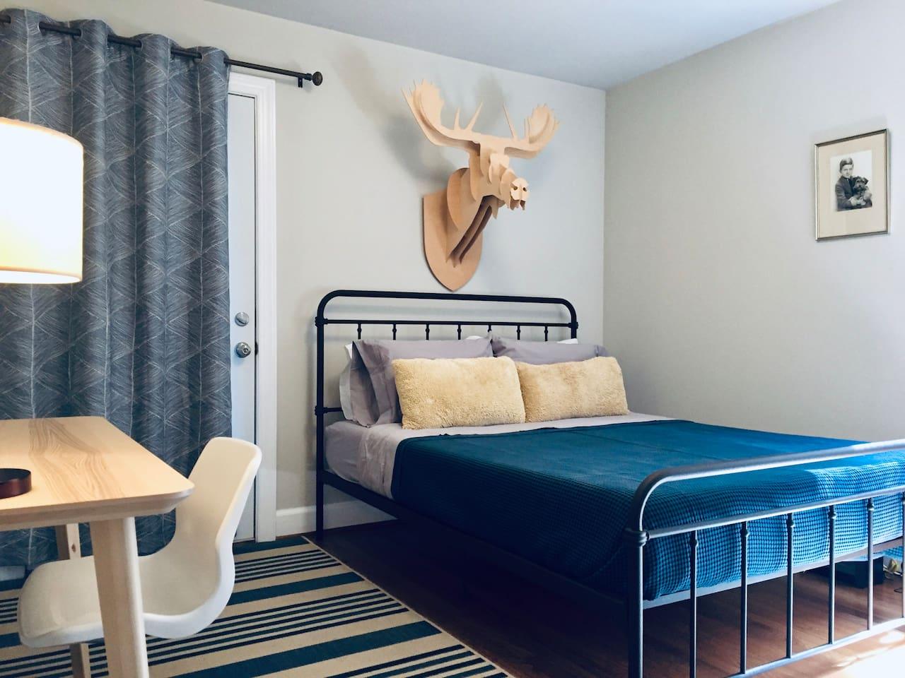 Rest up - Bedroom 2 (new Tuft & Needle mattress)