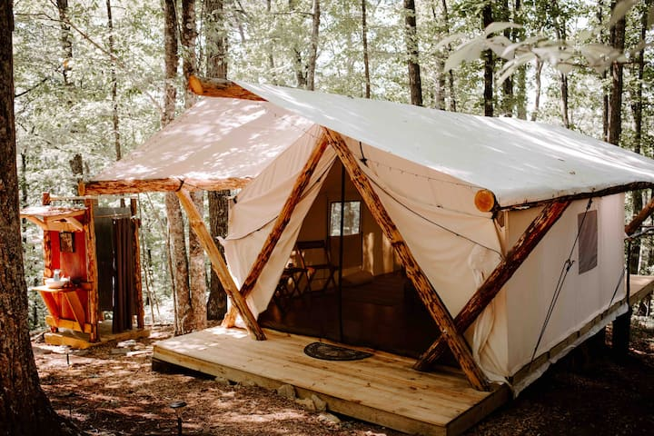 Canopy Ridge Safari Tent 4