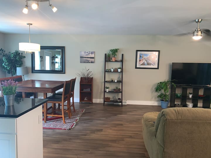 Open Concept Near Lake
