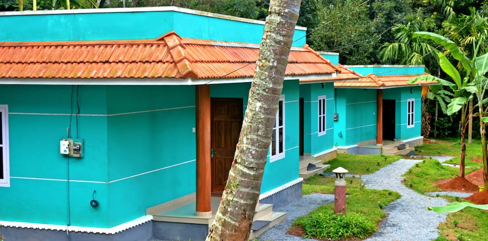 Kalizta Forest Resorts - Wayanad