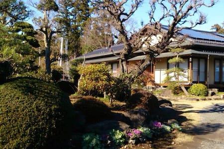 High Standard Japanese TATAMI room - Mito-shi - Rumah