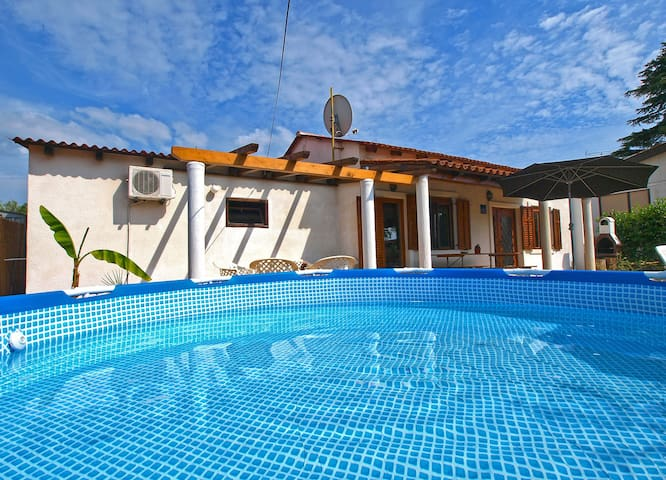 """""""1117"""" House with swimming pool for 7 people - Fažana - 獨棟"""