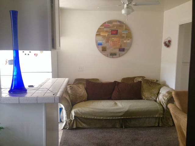 Great apartment to share with 1 person only