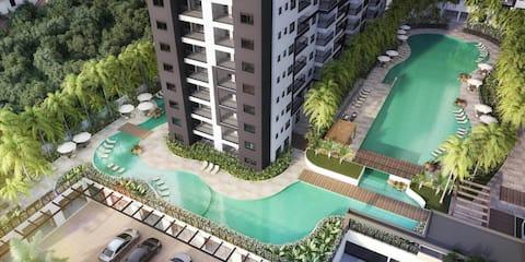Hospede-se em um Resort na Zona Oeste de Sao Paulo
