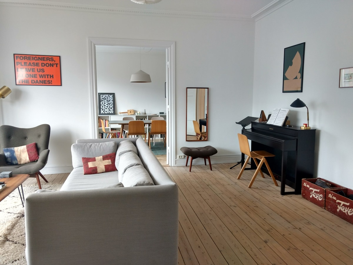 Bright And Spacious Family Friendly Apartment   Apartments For Rent In  Copenhagen, Denmark
