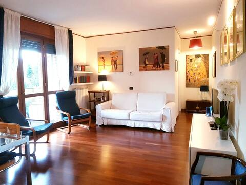 Apartment Rho city, convenient for Rho exhibition