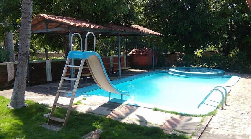 BEACH HOUSE ATAMI - El palmarcito, El Salvador