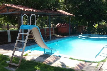 Beach House w/pool Atami La Libertad El Salvador - La Libertad