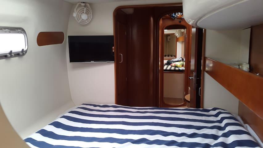 Cerianne V - Leopard Sailing Catamaran