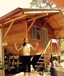 Eco bungalow in pine forest - Kumluca