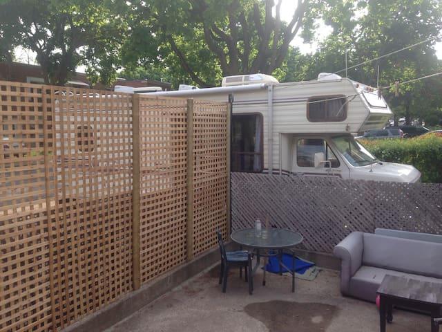Camper 27 pi tout equipé - Montréal - Apartment