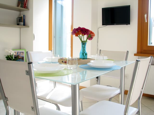 Apartment with 2 double rooms - Belluno - Lägenhet