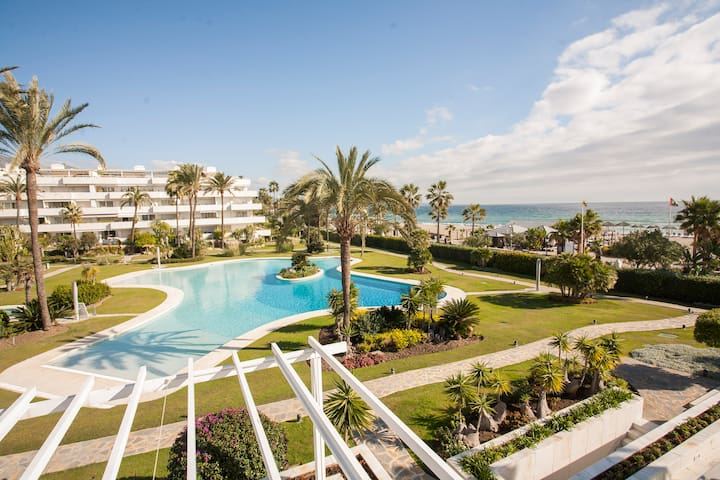 The most luxury sea view apartment - Marbella - Wohnung