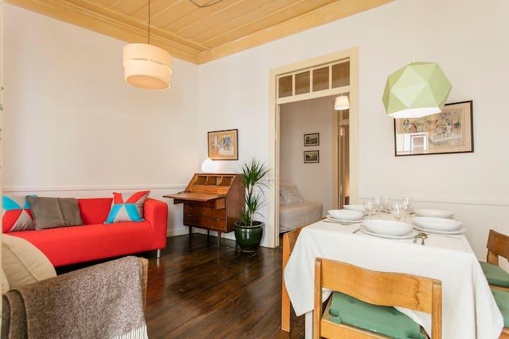 Charming 3bedroom apartment- Alfama