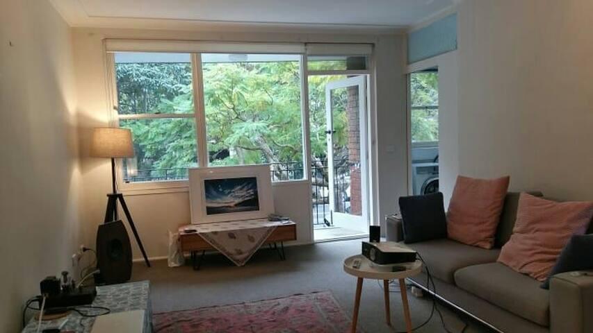 Cosy room in a classy neighborhood