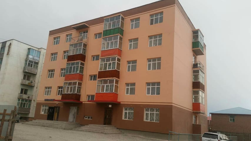 Flat For Happy Travellers - Ulgii - Apartment