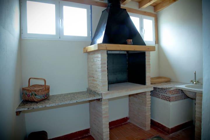 Estudio La Remolina - Casas-Ibáñez - บ้าน