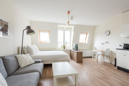 Central | Clean | Cozy APT w/ WiFi + Roof Terrace - Amsterdam